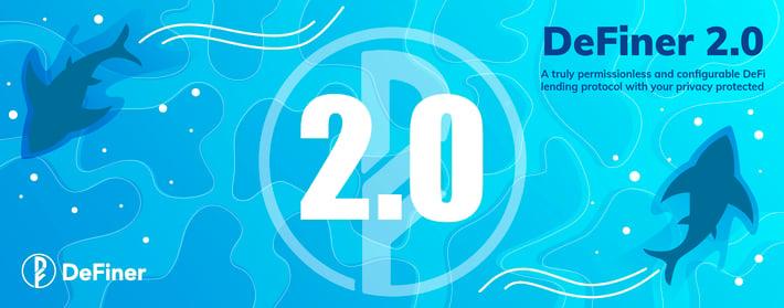 DeFiner 2.0_blog header image