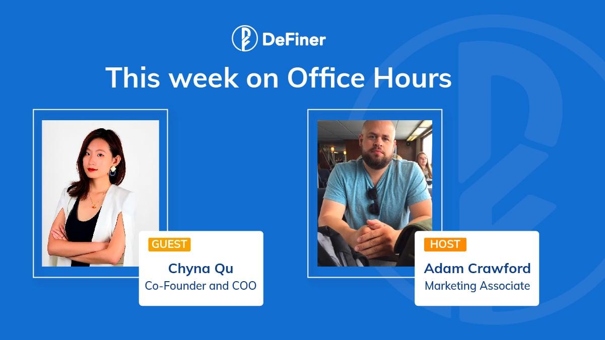 DeFiner's Office Hours AMA_Pop Quiz Edition