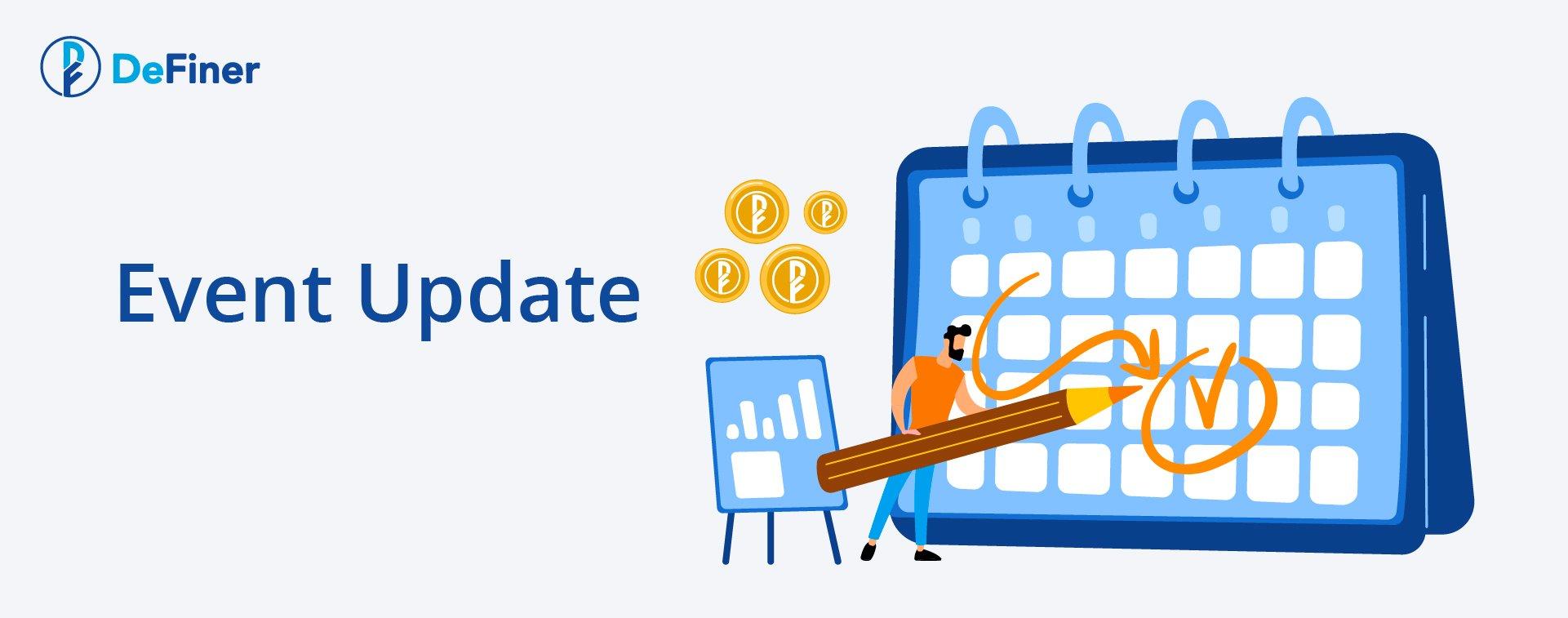 Event update_blog