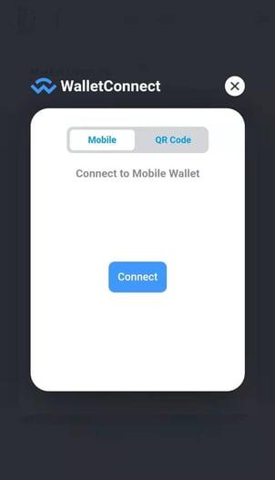 Screenshot Wallet - Andirod